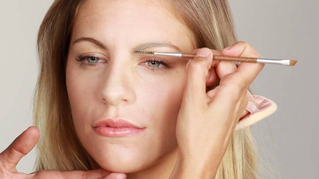 How To Lighten Eyebrows With Makeup Eye Looks Pinterest Make