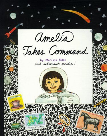 (Amelia's Notebooks, 4) Amelia escapes a classroom bully when she heads off to Space Camp with her friend Nadia. But she discovers that there are bullies in outer space, too.