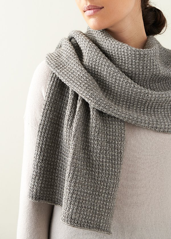 Ramble Wrap | Purl Soho #knitting #purlsoho #crafting ...