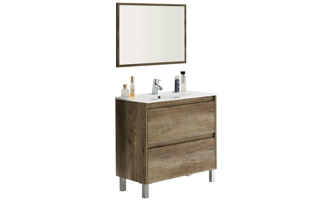 Set De Muebles De Baño Dakota Muebles De Baño Muebles Decoracion De Muebles
