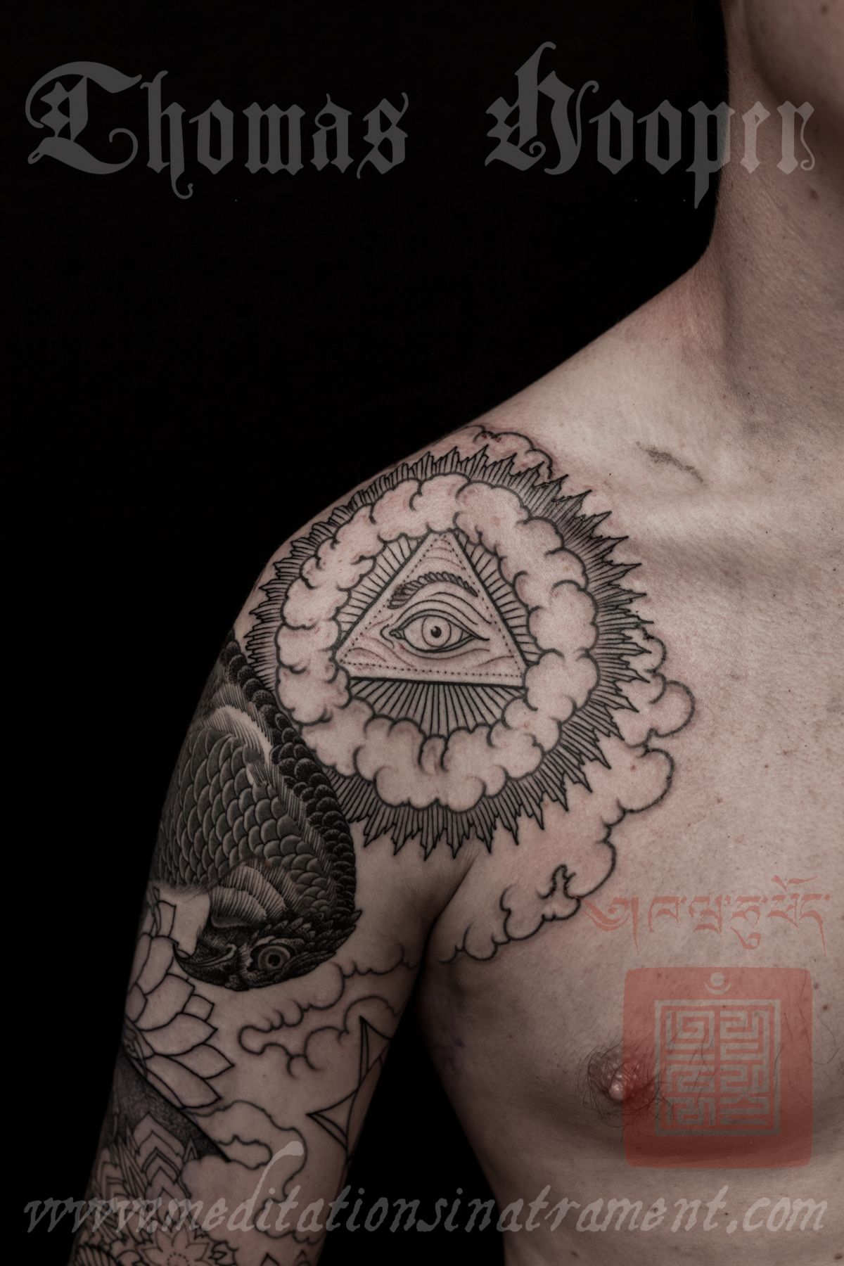 Pin on Occult Tattoos