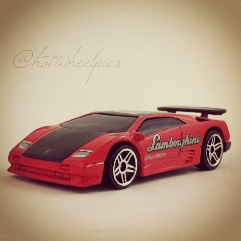Lamborghini Diablo 2003 Hot Wheels Final Run Hotwheels Toys