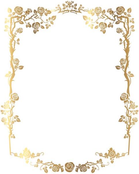 Gold Foil Wedding Invitation Zazzle Com In 2021 Wedding Invitations Borders Floral Border Design Invitation Frames