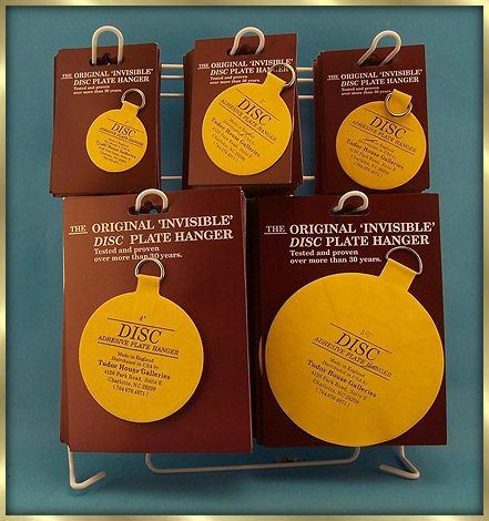 Invisible Plate Hangers.These wonderful plate hangers are imported from England. They have been & Invisible Plate Hangers.These wonderful plate hangers are imported ...