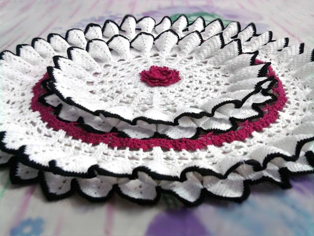 Pin By Sherry Sargent On Doilies And Crochet Crochet Patterns