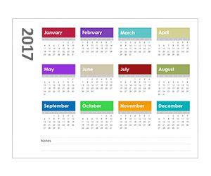 Quarterly Calendar Snapshot: Get this free, printable, customizable ...