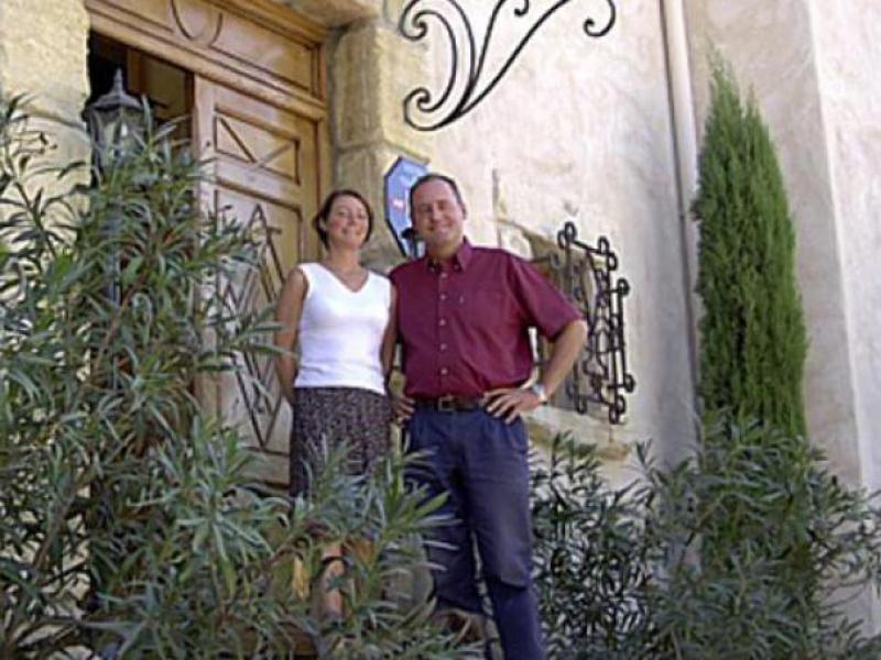 DR - Leen et Françoise Luiten - La Bastide d\'Eygalières dans le ...