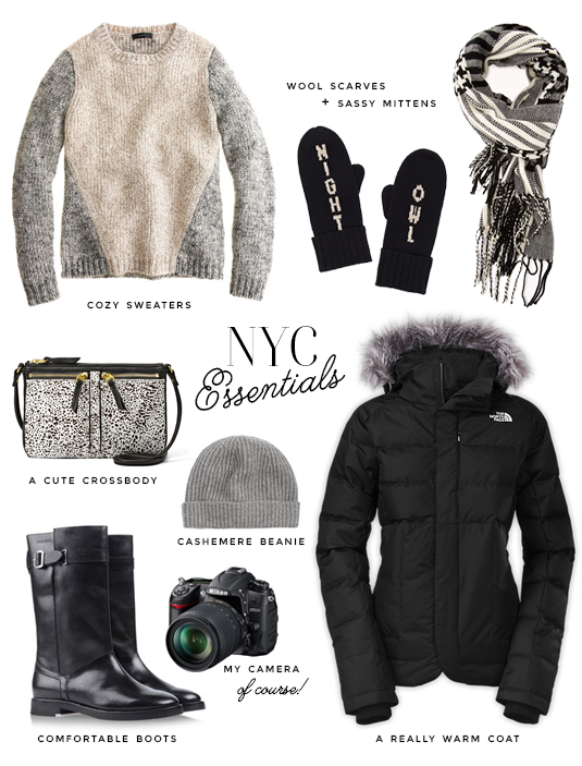 Winter Essentials NYC / Fabulous K