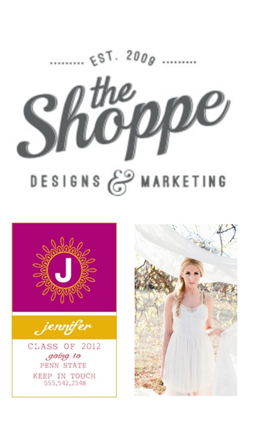 Business card senior rep cards are a fun and easy way to have your ...