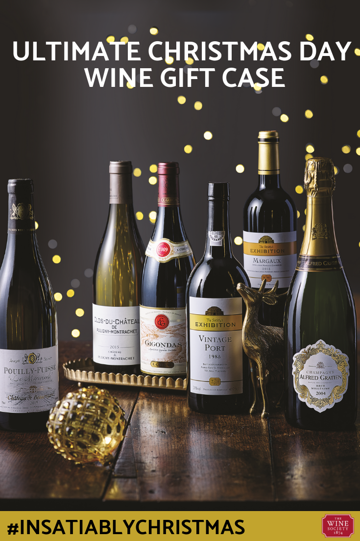 The Ultimate Christmas Day Case: This stunning six-bottle