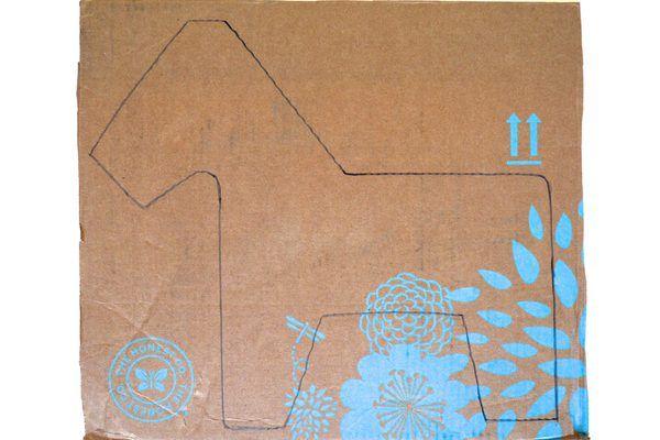 photograph about Donkey Pinata Template Printable titled How toward Crank out a Donkey Pinata Crafts Selfmade pinata