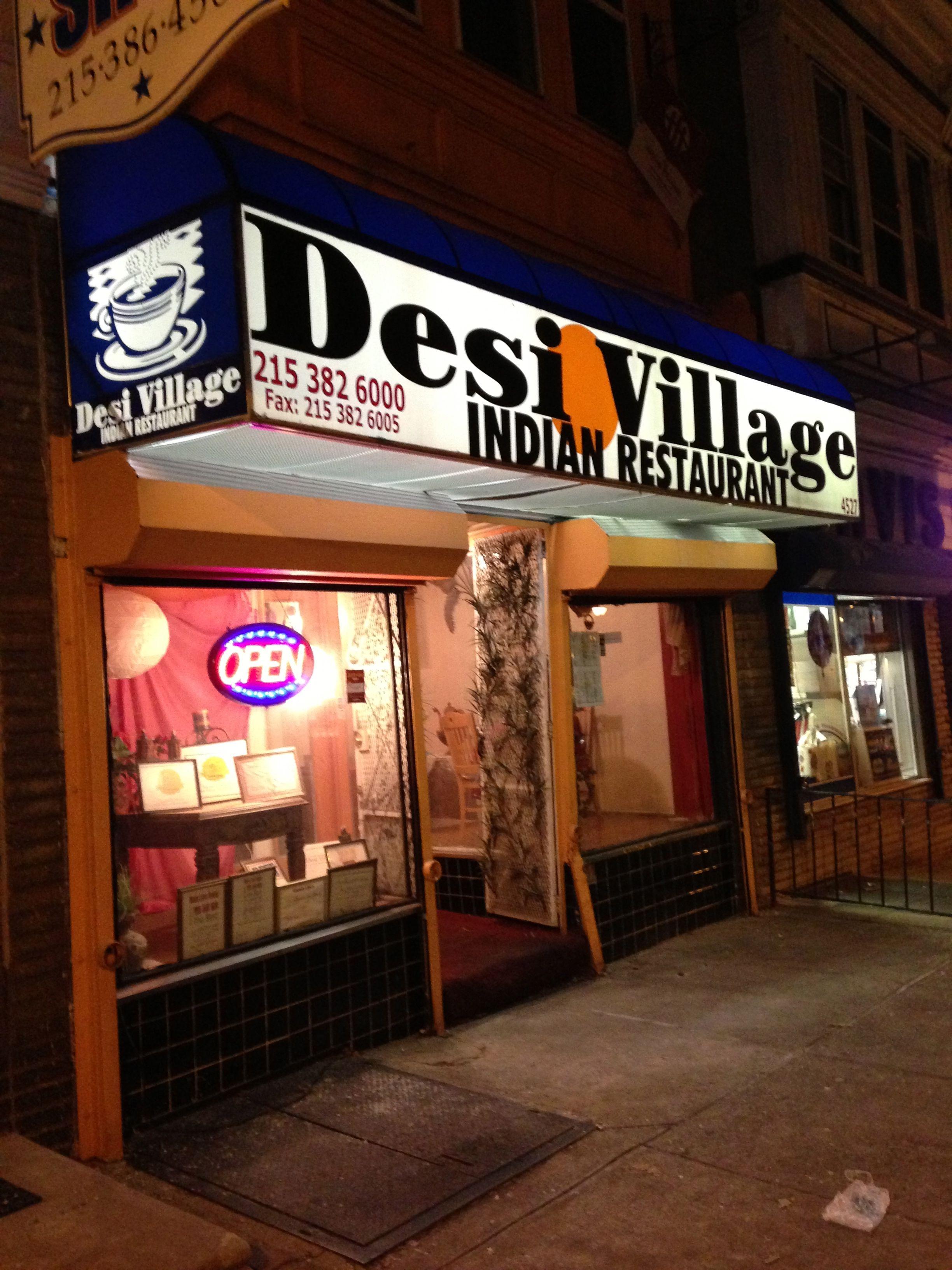 Desi village in philadelphia pa food places broadway