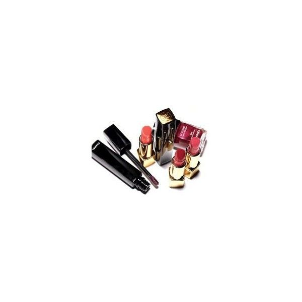 Chanel Moiré Le Rouge Chanel Fall 2013 Collection ❤ liked on Polyvore featuring beauty products, makeup, beauty, fillers, chanel, chanel makeup, chanel beauty products and chanel cosmetics
