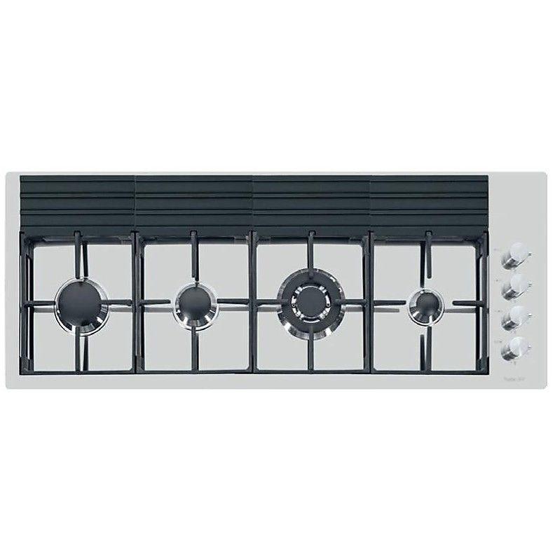 7284032 s4000 foster piano cottura 120 cm inox 4 fuochi a gas ...