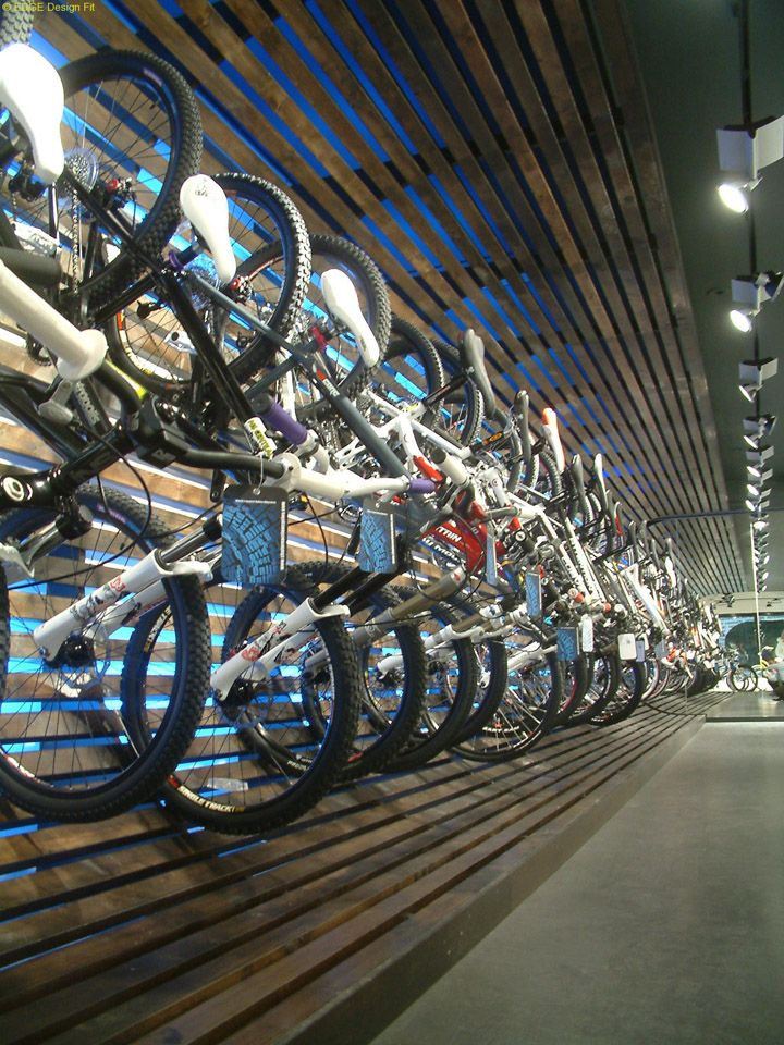 Chain Reaction Cycles Retail Shop By Edge Design Fit Ballyclare