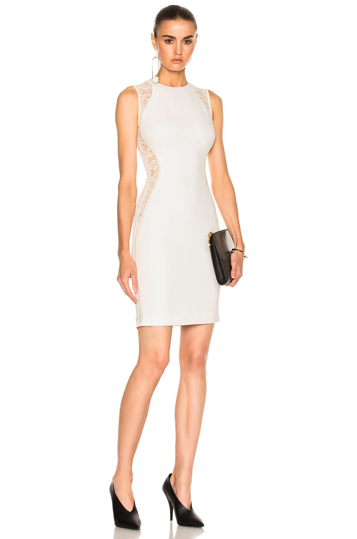 d3d485c895 STELLA MCCARTNEY Stretch Cady Sleeveless Dress.  stellamccartney  cloth