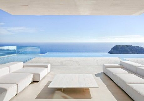 Sardinera House by Ramon Esteve Estudio HomeAdore