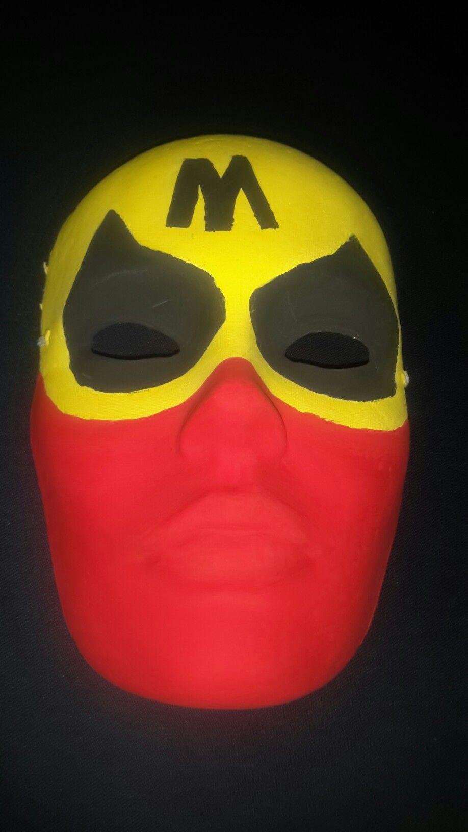 Oglumun Maske Boyamasi