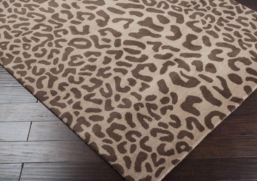 Ath 5000 Surya Rugs Pillows Wall Decor Lighting Accent Leopard Ruganimal Print