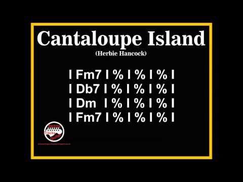 Cantaloupe Island Herbie Hancock Backing Track Wonderous