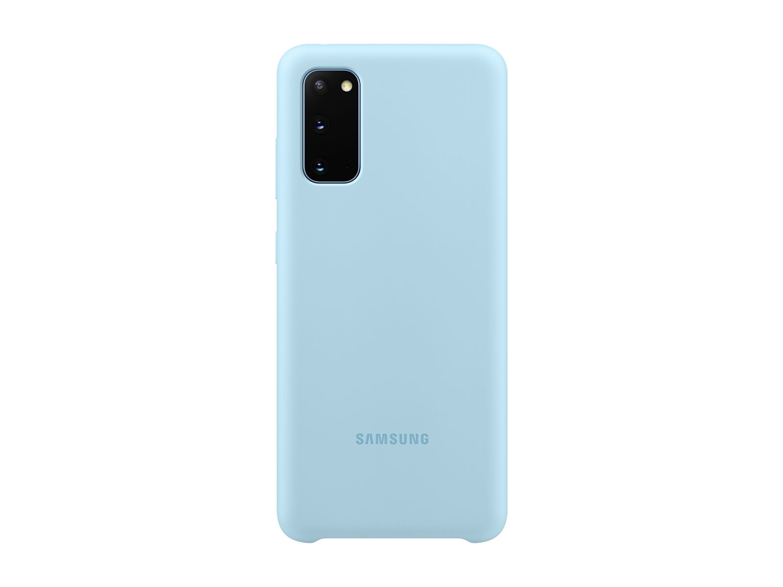 Samsung Galaxy S20 5G LED Back cover Blue
