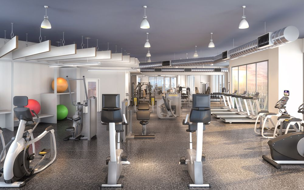 State of the art fitness equipment in our private gym will keep you healthy, toned, and fit.