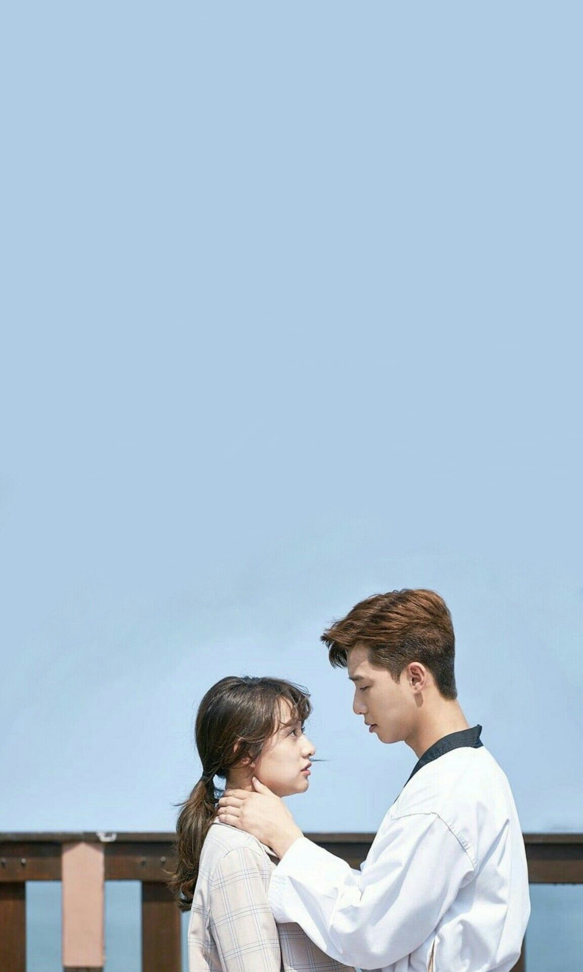 Kim Ji Won Park Seo Joon Fight For My Way Wallpaper Selebritas Penyakit Kejiwaan Artis