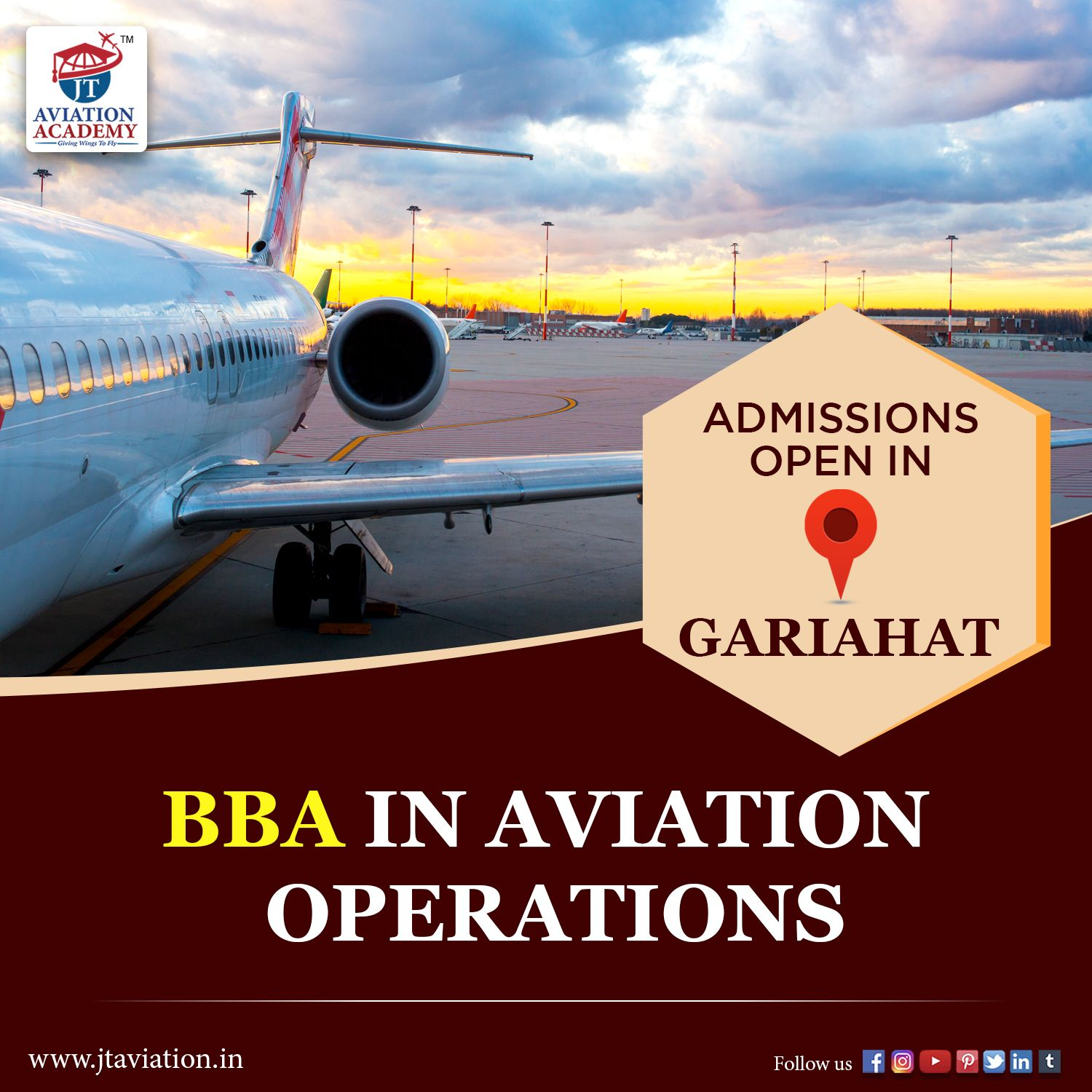 Bba In Aviation Operation Is The Best Professional Course That Will Allow You To Learn About The Aviat Aviation Careers Operations Management Aviation Industry