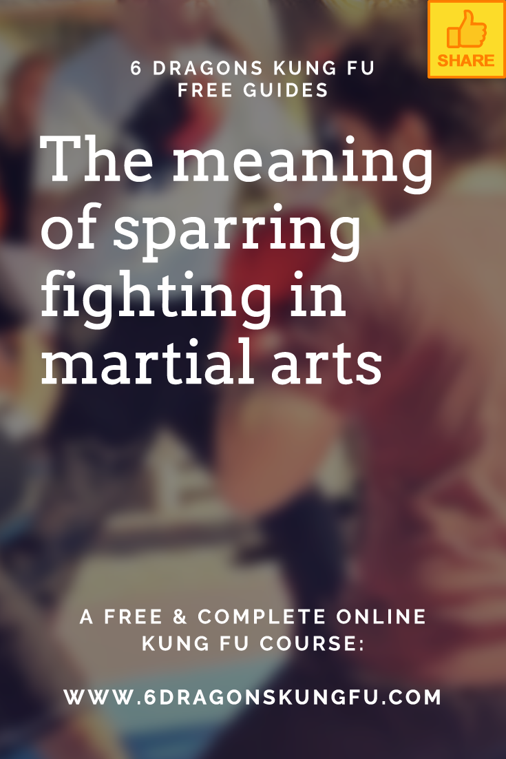The Meaning Of Sparring Fighting In Martial Arts Martial Arts Sparring Martial