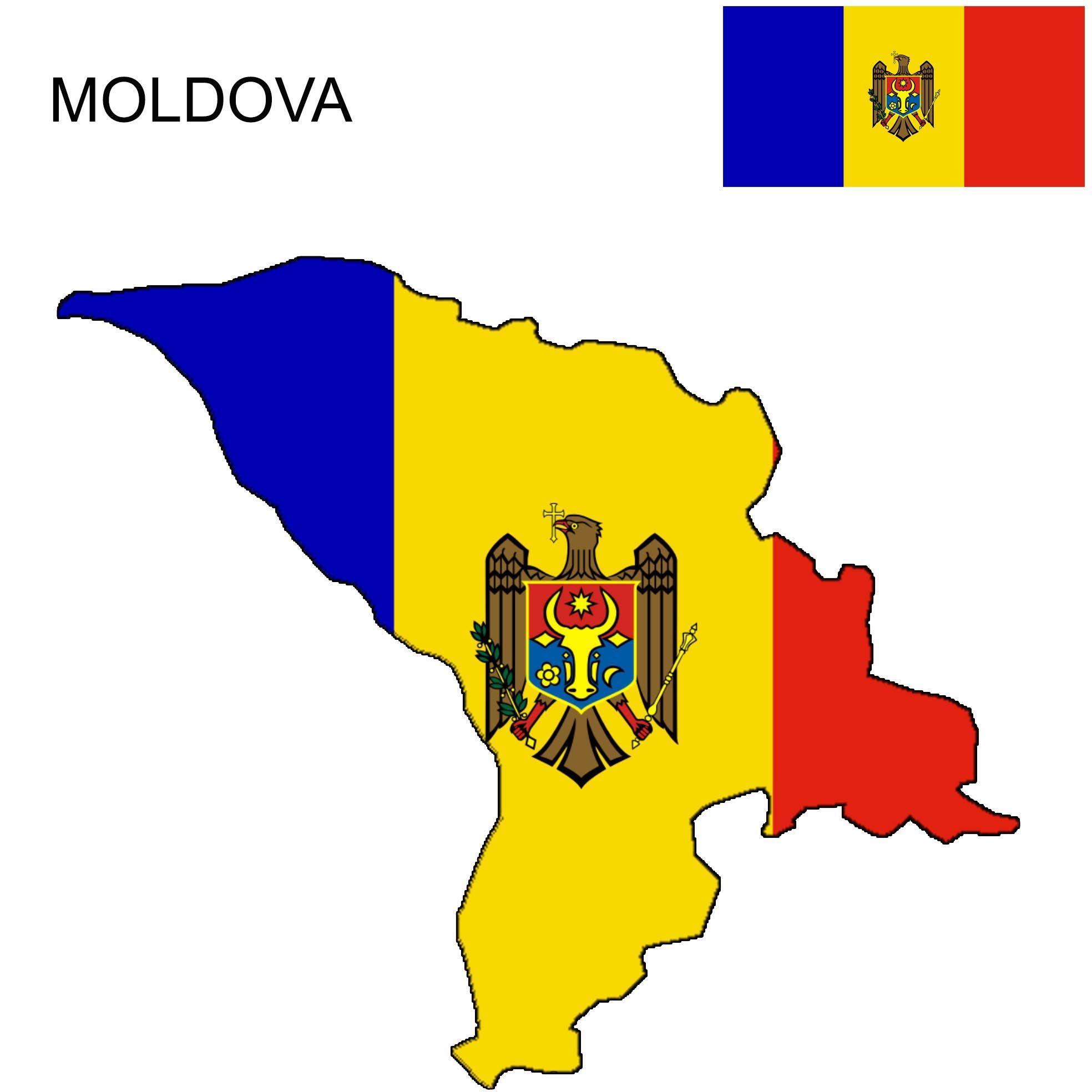 Flag Map Of Moldova In 2020 Moldova Moldova Flag Flag