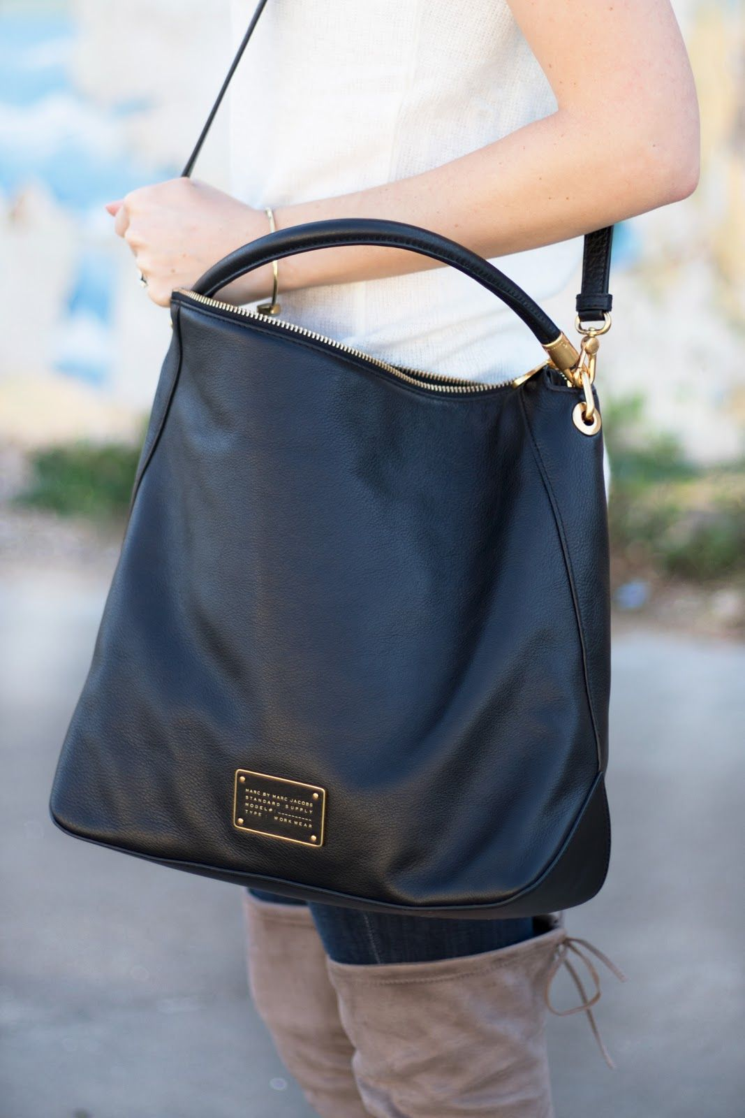 Marc by Marc Jacobs Too Hot to Handle Hobo Bag 0e3f537caa635