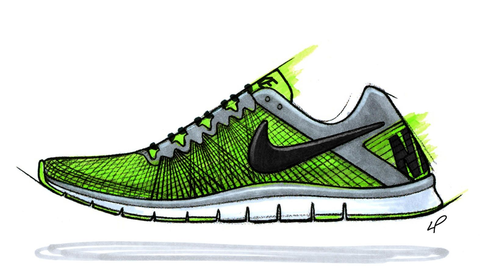 Nike's most advanced men's training shoe is ultra-lightweight, breathable  and flexible, designed