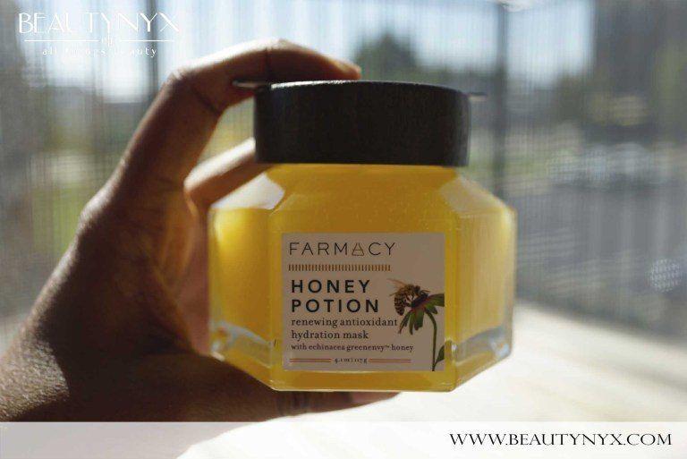 FarmacyBeauty #honey #mask #review