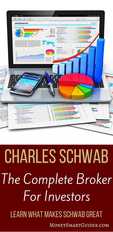 Best Online Brokerage 2021 My Charles Schwab Review: The Complete Broker For Investors