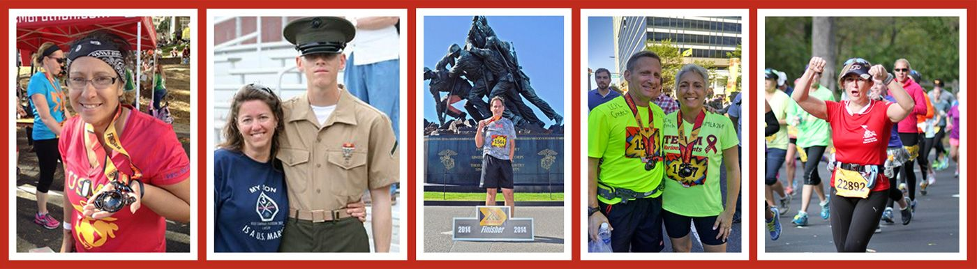 MarineParents Travel Assistance Photos and Stories