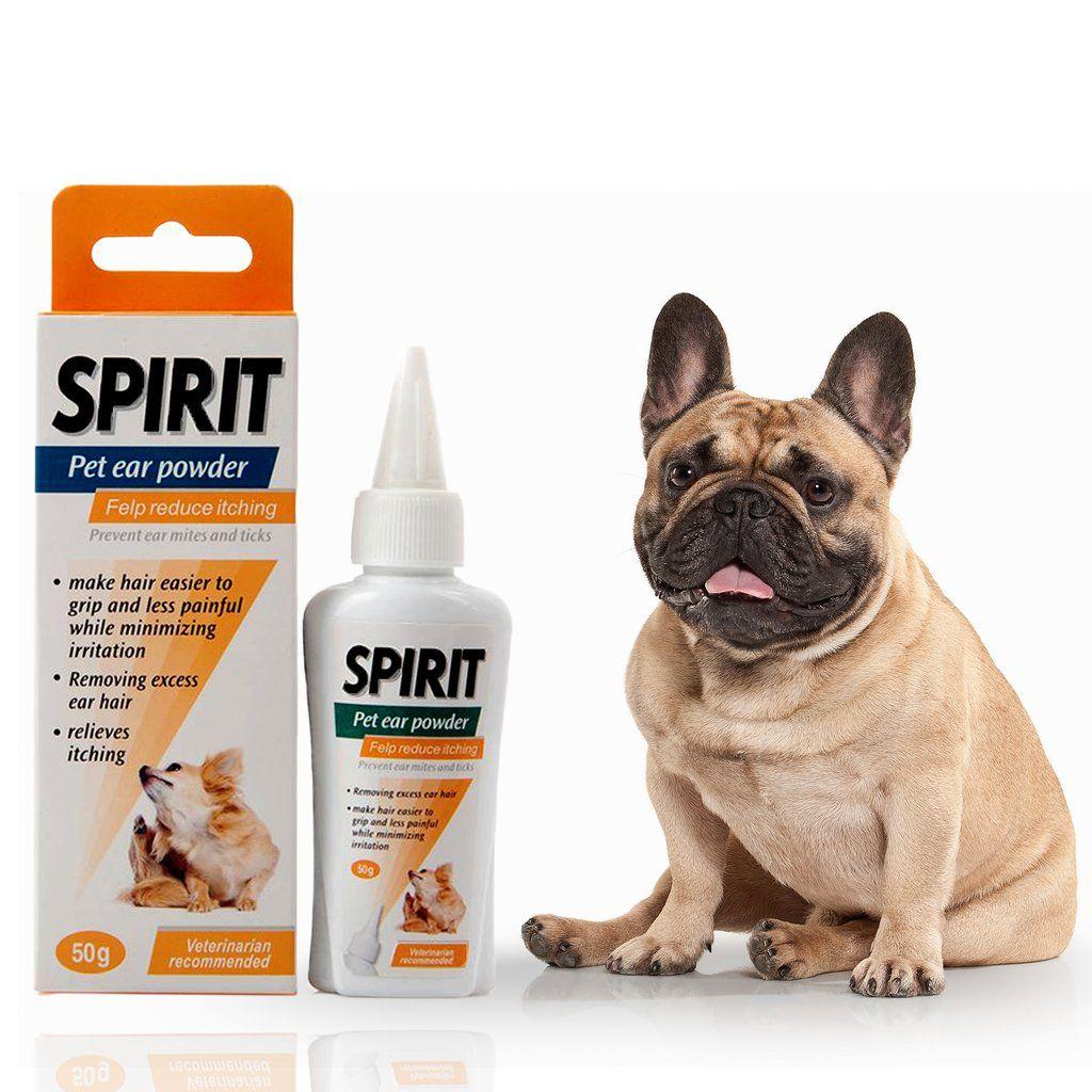 Spirit French Bulldog Ear Cleaner French Bulldog Ear Cleaning