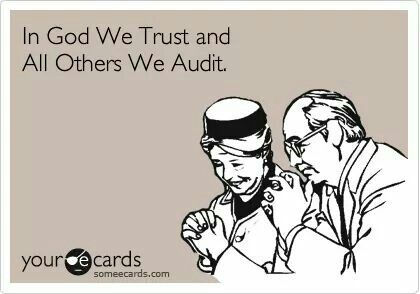 ALL OTHERS WE AUDIT :D