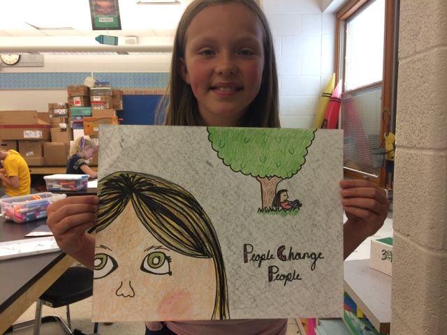 Jamestown Elementary Art Blog