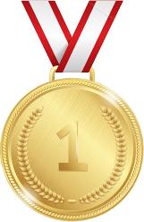 Gold Medal Png Medals Gold Gold Medal
