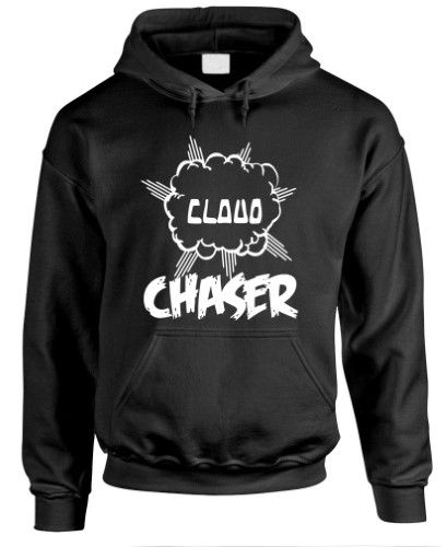 Cloud Chaser smoke pen competition ohm mods - Fleece Pullover Hoodie, Infant Boy's, Size: Small, Black