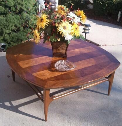 Mid Century Modern Coffee Table From Chicago Craigslist Striking - Craigslist chicago dining table