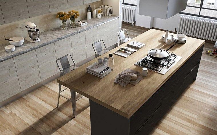 25 ideas de cocinas perfectas para los hombres modernos | Ideas de ...