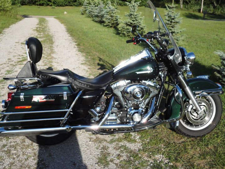 Used Motorcycle For Sale in Jackson, Mississippi: 2005 Harley ...