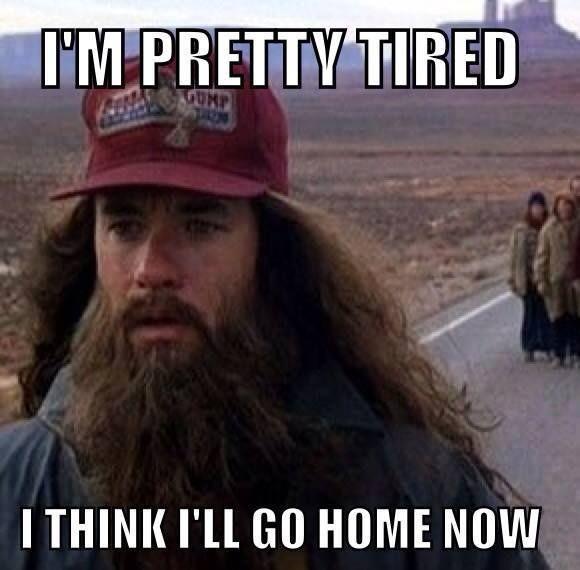 a6ed1edcdfb8fed5b552b2afb172a3ec i'm pretty tired, i think i'll go home now!! memes & comics