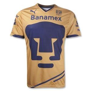 timeless design 00db2 8754d PUMAS UNAM THIRD JERSEY 11/12   Soccer Fan Gear   Soccer ...