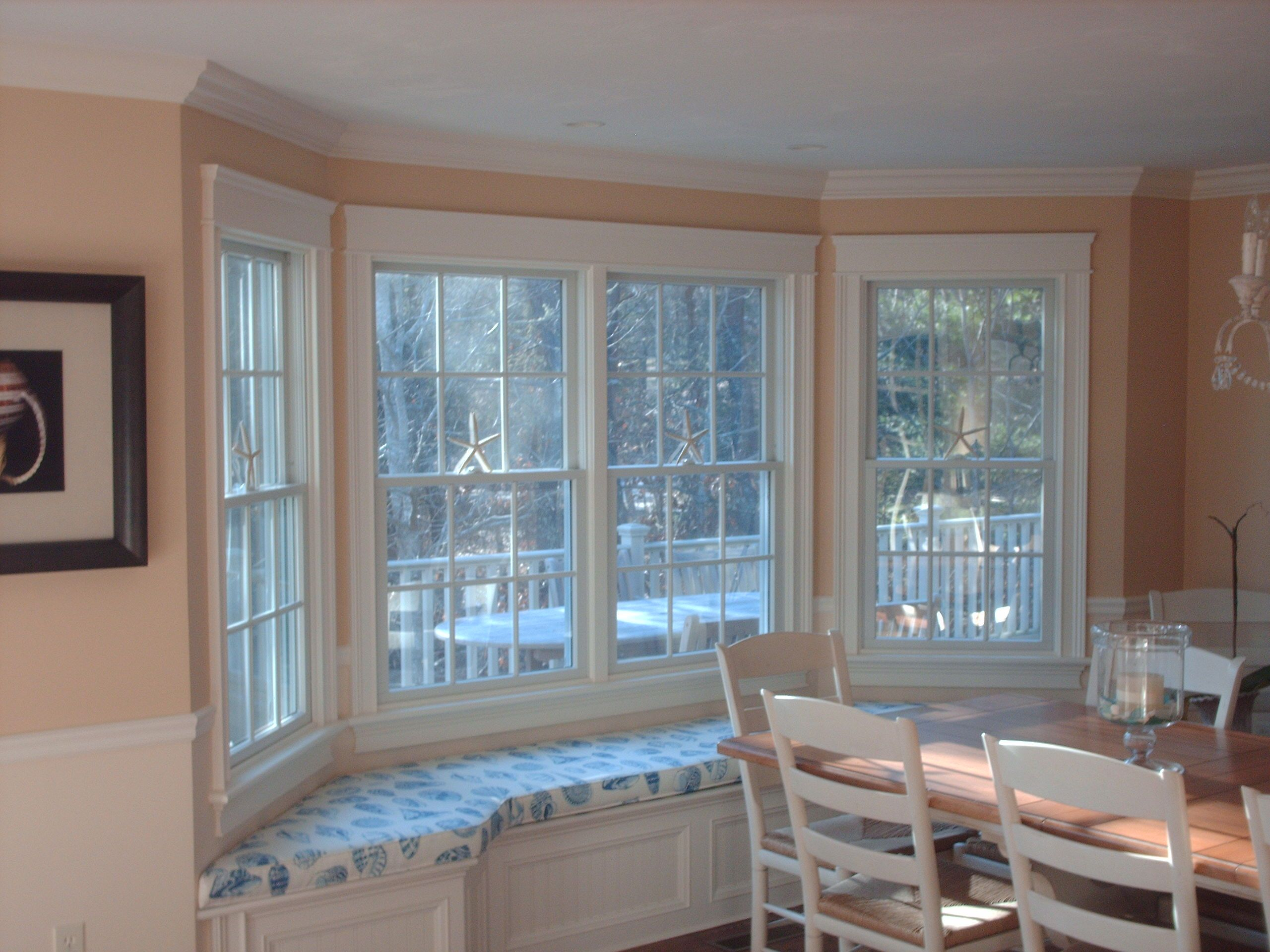creative outdoor bay window decor | Bay Windows Design Exterior ...