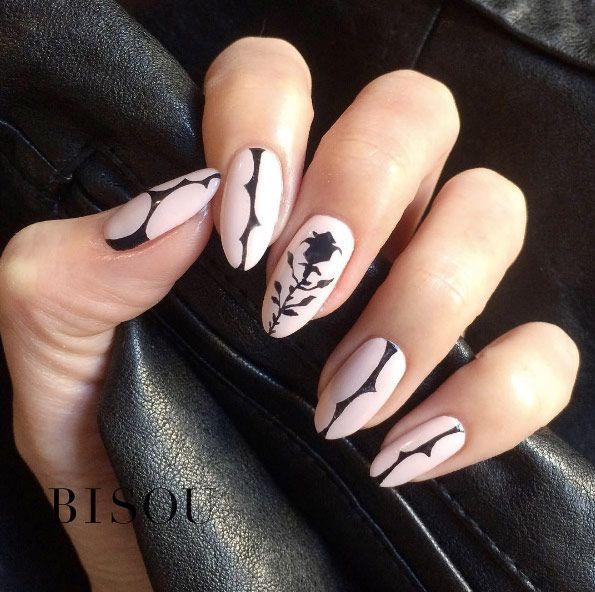 40 Fun and Quirky Nail Designs for Autumn