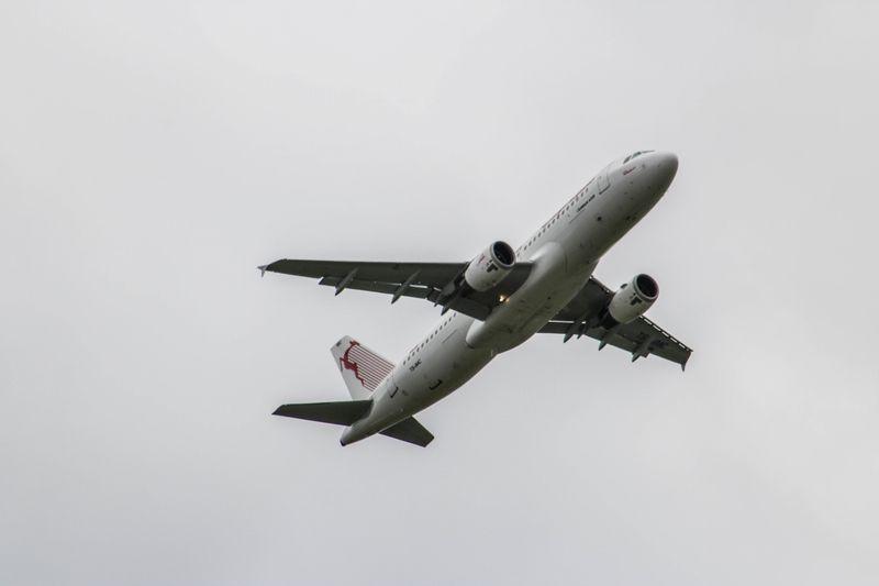 Airbus A320 de Tunisair