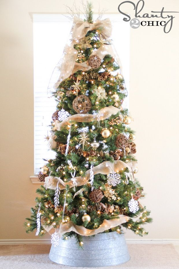 DIY Christmas Tree Decorations , what do you think about this one