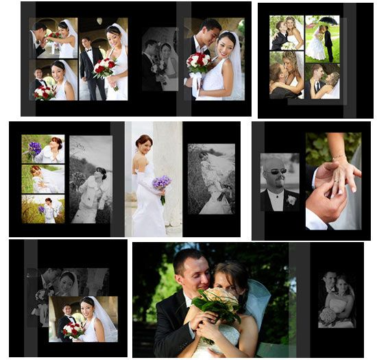 107 PSD Wedding Templates Photoshop Overlays, Actions and - photo album templates free